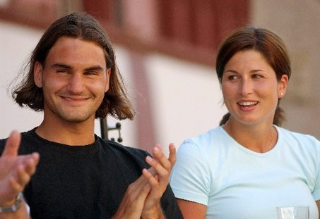 how to get roger federer hair
