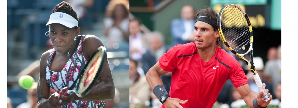 venus williams rafael nadal