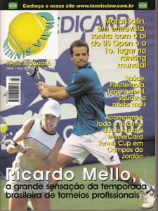 Ricardo Mello Tennis View
