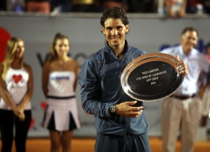 Nadal defeated Vina del Mar