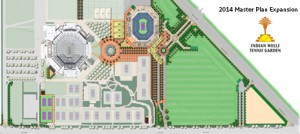 Indian Wells expansion