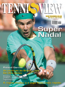 Tennis View cover Nadal