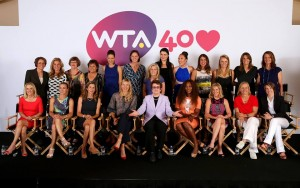 WTA number one