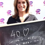 Mauresmo number one