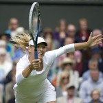 Sharapova wimbledon defeat