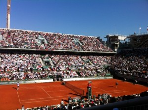 roland garros quadra central