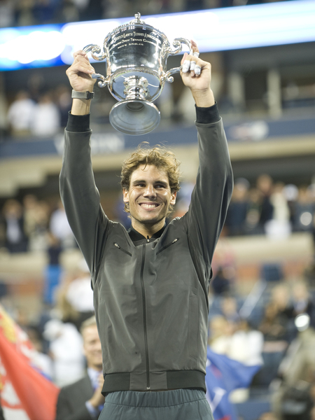 Nadal US Open champion