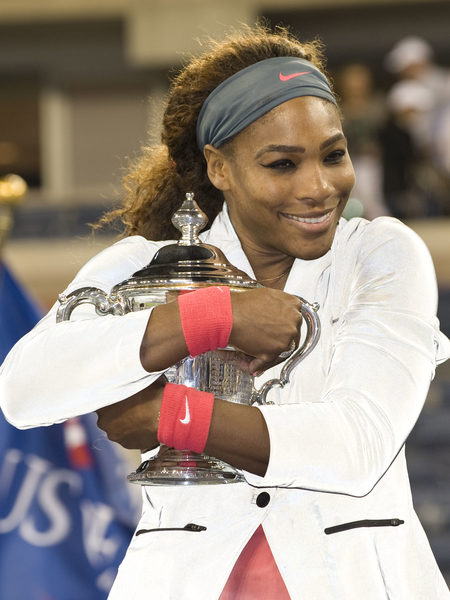 Serena Williams US Open champion