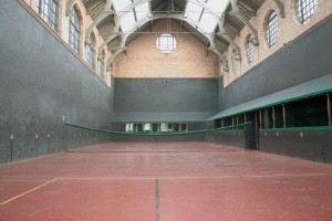 Real tennis court