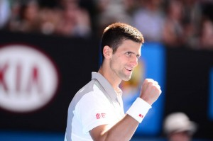 Novak Djokovic Aus Open