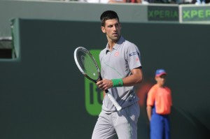 Djokovic Sony Open