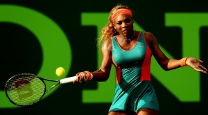 Serena Williams Sony Open