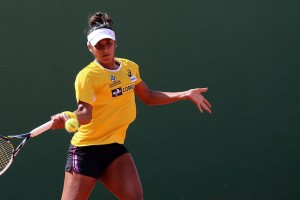 Teliana Pereira Fed Cup
