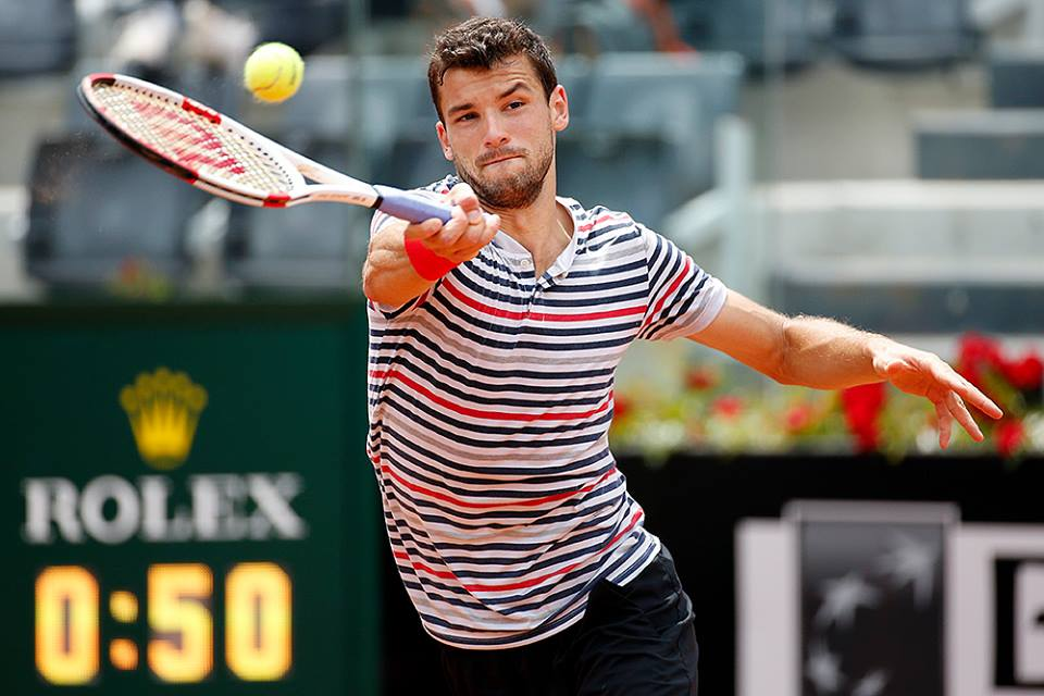 Dimitrov tennis star