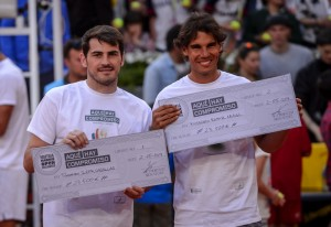 Casillas Nadal Madri Charity
