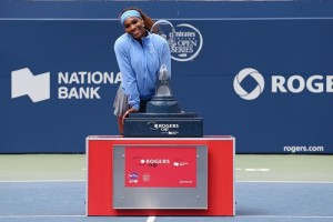 Serena Williams US Open series