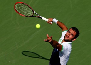 Marin Cilic US Open semi