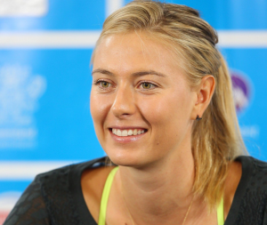 Sharapova Brisbane